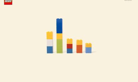 Lego nos hace pensar y adivinar…