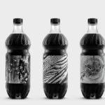 Packaging en blanco y negro