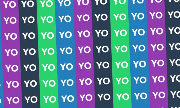 El «yo yo yo» fracasa en Social Media