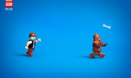 Anuncios LEGO