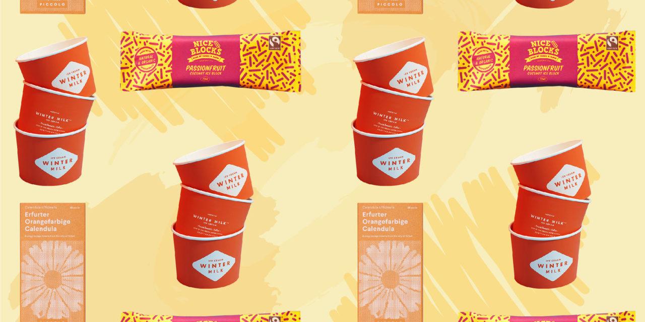 #Packaging en dos colores