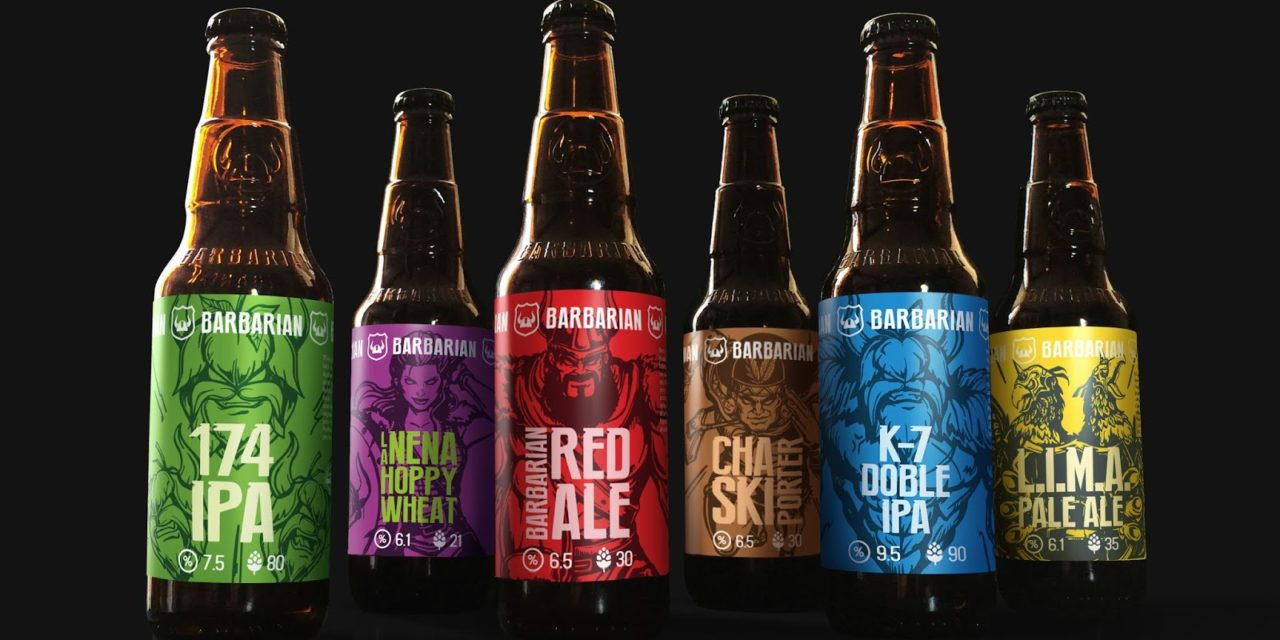 #Packaging cervecero