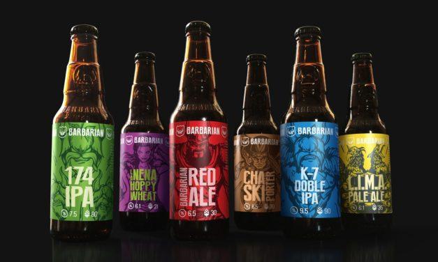 #Packaging cervecero