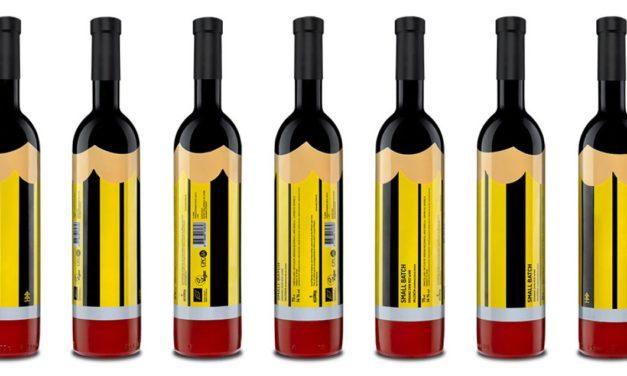 Maravilloso #packaging de Javier Garduño para Neleman Winery