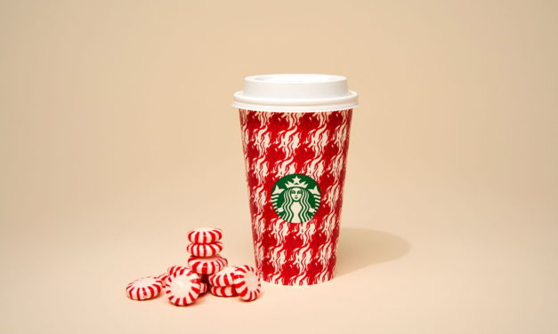 Starbucks lanza sus nuevos vasos para Navidades 2018!