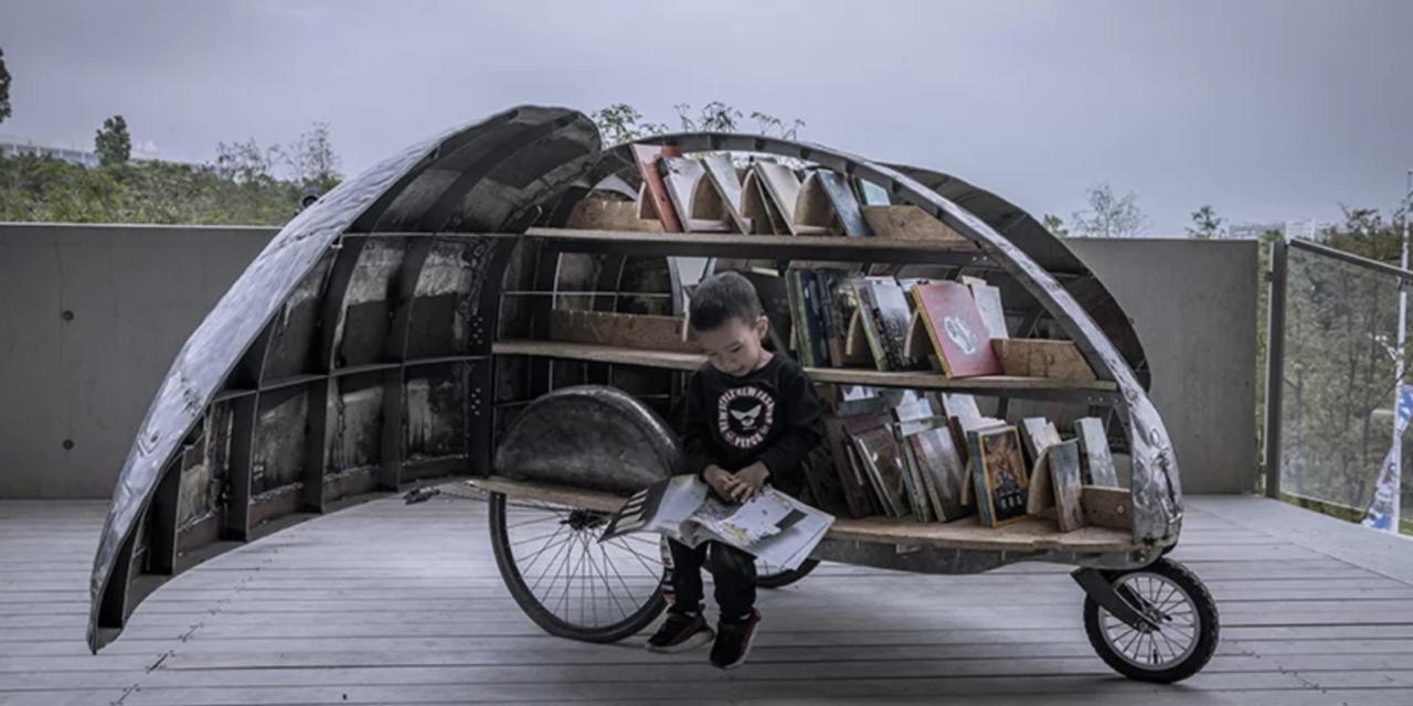 Ladybird fomenta la lectura en China