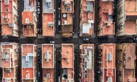 """""""Barcelona from Above""""  Márton Mogyorósy"""