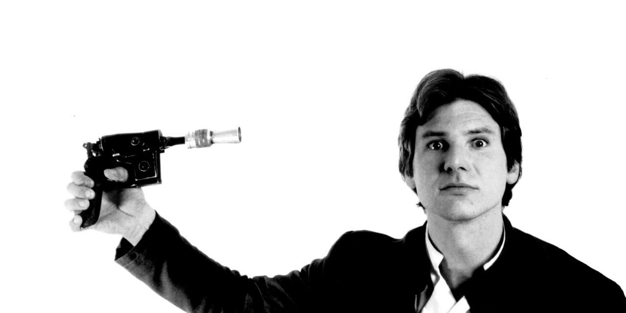 Star Wars en blanco y negro