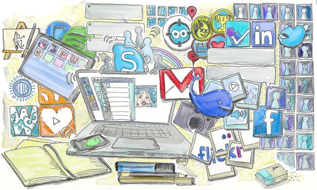 ¿De dónde vienen los nombres de las redes sociales?